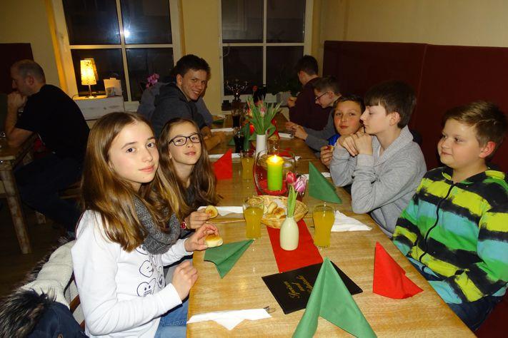 Saison-Abschlussfeier Jugend 2016 2